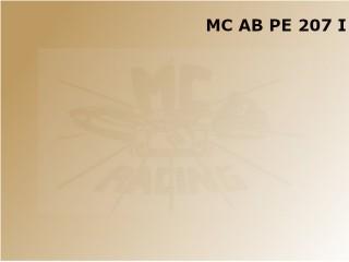 MC AB PE 207 I