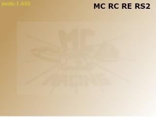 RAMPE CAPOT 4 X 200 CLIO RS2