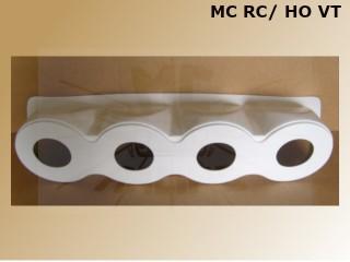 RAMPE CAPOT 4 X 150 HONDA 93