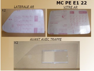 KIT POLYCARBONATE 106 PH1...